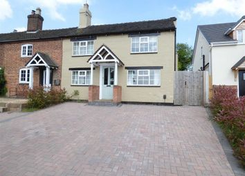 Thumbnail 3 bed cottage for sale in Main Road, Milford, Stafford