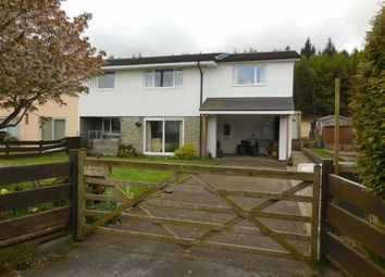 Thumbnail 5 bed semi-detached house for sale in Gernant Cottages, Aberystwyth, Ceredigion