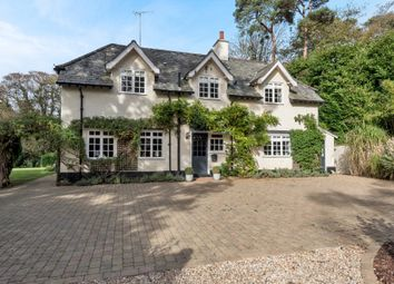 Thumbnail 5 bed detached house for sale in Seale Lane, Seale, Farnham, Surrey