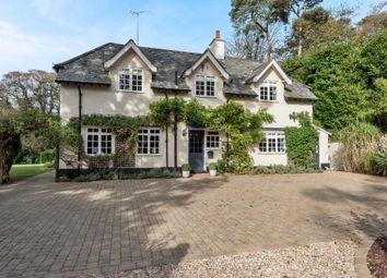 Thumbnail 5 bedroom detached house for sale in Seale Lane, Seale, Farnham, Surrey