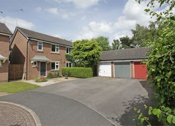 Thumbnail 3 bed semi-detached house for sale in Glenside Drive, Wilmslow, Cheshire