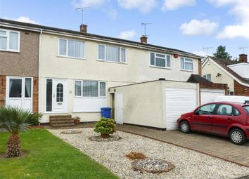 Thumbnail 3 bed terraced house for sale in Cobham Chase, Faversham, Kent