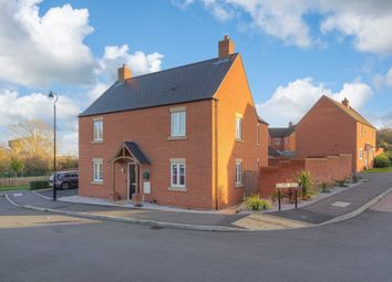 4 bed detached house for sale in Glebe Road, Roade, Northampton NN7