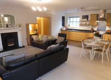 Thumbnail 2 bed flat for sale in Sandpipers, Rope Walk, Congleton, Cheshire