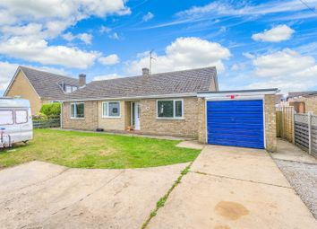 Thumbnail 3 bed detached bungalow for sale in Park Lane, Coningsby, Lincoln