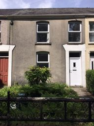 Thumbnail 3 bed terraced house to rent in Tirbach Road, Ystalyfera, Swansea