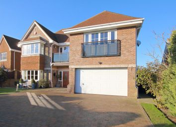 Thumbnail 5 bed detached house for sale in Milford Road, Lymington, Hampshire