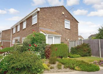 Thumbnail 3 bed semi-detached house for sale in Cobbs Close, Paddock Wood, Tonbridge, Kent