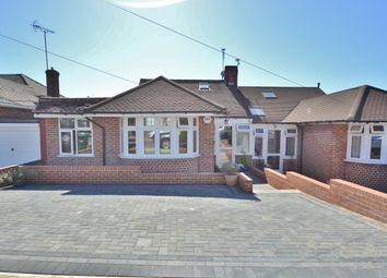 Thumbnail 4 bed semi-detached bungalow for sale in Bevan Road, Cockfosters