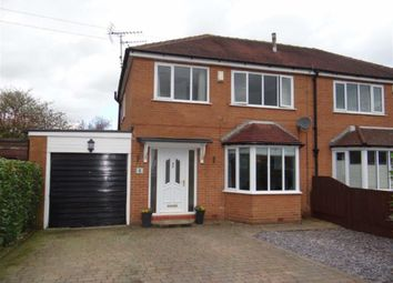 Thumbnail 3 bed semi-detached house for sale in Kirkham Road, Leigh