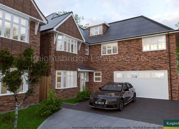 Thumbnail 5 bedroom detached house for sale in 'the Birch', Off Uppingham Road, Leicester
