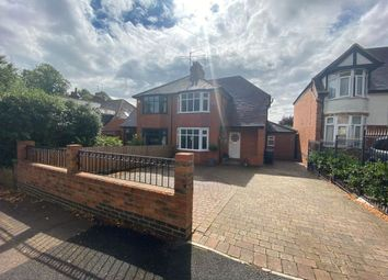 Thumbnail 4 bed semi-detached house for sale in Hillcrest Avenue, Spinney Hill, Northampton