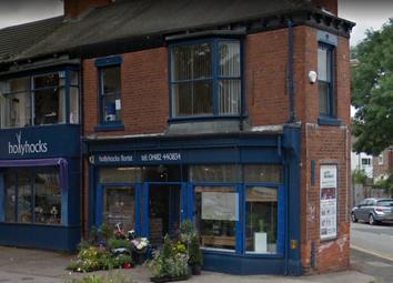 Thumbnail Retail premises to let in Princess Avenue, Hull