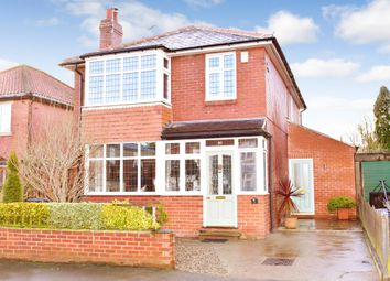 Thumbnail 4 bed detached house for sale in Beech Road, Harrogate