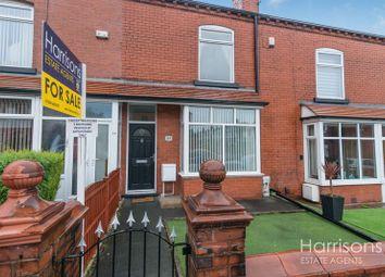 Thumbnail 2 bed terraced house for sale in Brighton Avenue, Heaton, Bolton, Lancashire.