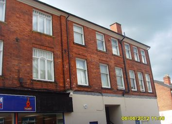 Thumbnail 2 bedroom flat to rent in Oxford Street, Long Eaton, Nottingham