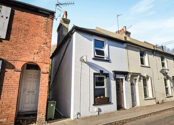 Thumbnail 2 bed terraced house to rent in Horn Street, Hythe