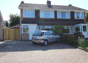 Thumbnail 1 bed flat to rent in Nursery Road, Alresford
