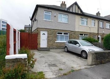 Thumbnail 3 bed end terrace house for sale in Haycliffe Terrace, Bradford