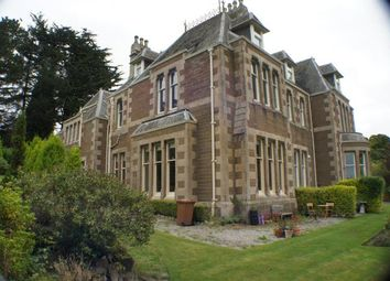 Thumbnail 4 bed flat to rent in 7A Fairfield Road, West Ferry, Dundee