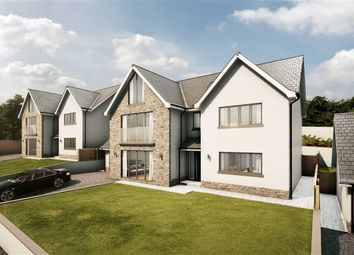 Thumbnail 5 bed detached house for sale in Bayview Court, Tycoch, Swansea, Swansea