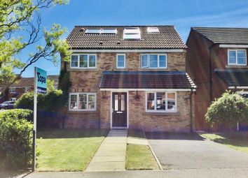 Thumbnail 4 bed detached house for sale in Kestrel Way, Haswell, Durham