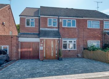 Thumbnail 4 bed semi-detached house for sale in Lassington Close, Winyates West, Redditch