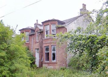 Thumbnail 1 bed flat for sale in James Wood Villa High Street, Dunoon PA238Pn