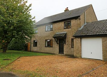 Thumbnail 4 bed detached house to rent in High Street, Aldreth, Ely