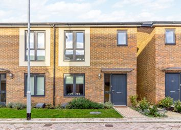 Thumbnail 2 bed semi-detached house for sale in Romney Crescent, Ashford, Kent