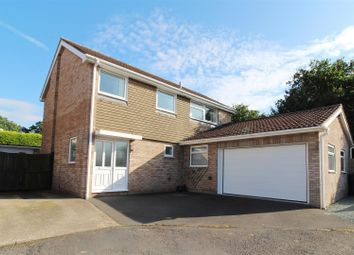 Thumbnail 4 bed detached house for sale in Lythwood Road, Bayston Hill, Shrewsbury