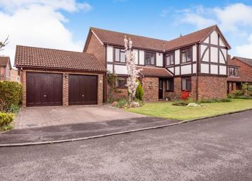 Thumbnail 5 bed detached house for sale in Locks Heath, Southampton, Hampshire