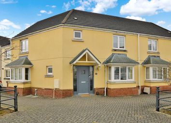 Thumbnail 3 bed terraced house for sale in Auctioneers Close, Plymouth, Devon