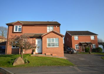 3 bed semi-detached house for sale in The Pastures, Narborough, Leicester LE19