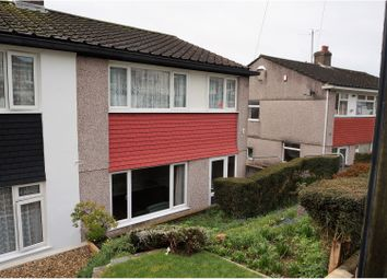 Thumbnail 3 bedroom semi-detached house to rent in Long Meadow, Plymouth