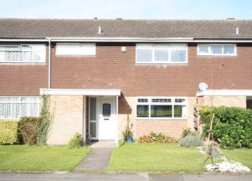 Thumbnail 3 bed terraced house for sale in Fir Tree Grove, Boldmere, Sutton Coldfield