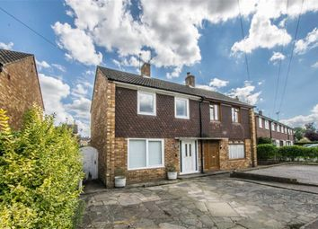 Thumbnail 3 bed semi-detached house for sale in Bentley Road, Hertford