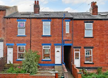 Thumbnail 3 bed terraced house for sale in Upper Valley Road, Meersbrook