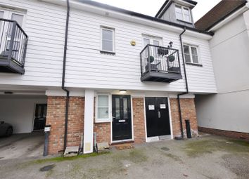 Thumbnail 2 bed flat for sale in Walter Mead Close, Ongar, Essex