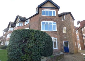 Thumbnail 1 bed flat to rent in Leigh Mansions, Oakmount Avenue, Southampton