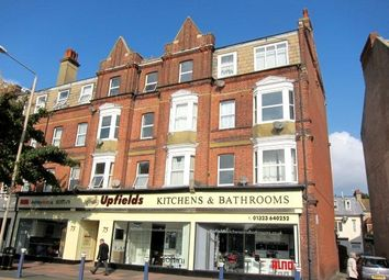 Thumbnail 2 bed flat to rent in South Street, Eastbourne