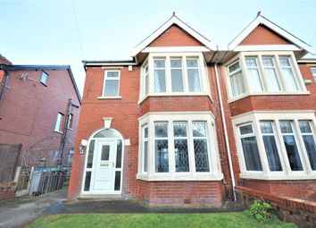 Thumbnail 3 bed semi-detached house for sale in Kenilworth Gardens, South Shore, Blackpool, Lancashire