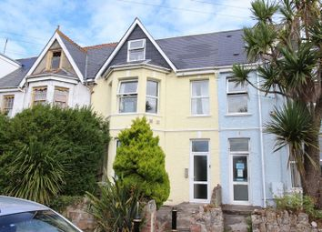 Thumbnail 7 bed terraced house for sale in Windsor Court, Mount Wise, Newquay