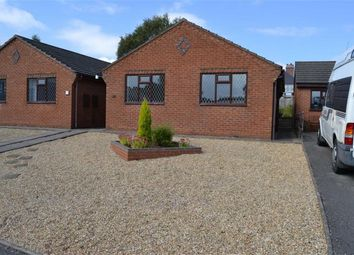 Thumbnail 2 bed detached bungalow for sale in Hayes Close, Leek