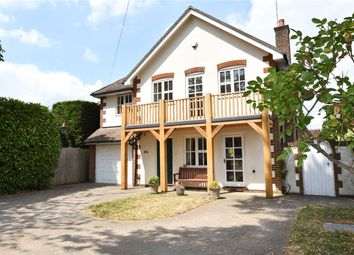 Thumbnail 4 bedroom detached house for sale in Winterdown Road, Esher, Surrey