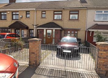 3 bed terraced house for sale in Dahlia Close, Port Talbot, Neath Port Talbot. SA12