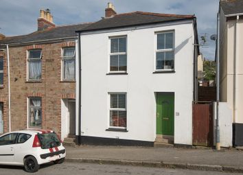 Thumbnail 3 bed end terrace house for sale in Lister Street, Falmouth