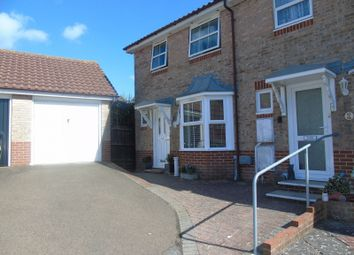 Thumbnail 3 bed end terrace house for sale in Glessing Road, Stone Cross, Pevensey