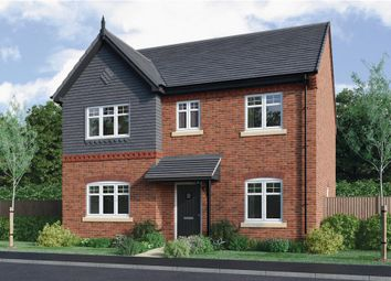 "Thumbnail 4 bed detached house for sale in ""Foxley"" at Radbourne, Ashbourne"