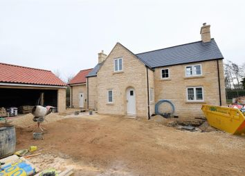 Thumbnail 4 bed detached house for sale in Church Road, Egleton, Rutland